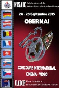 concours international de vidéo à Obernai