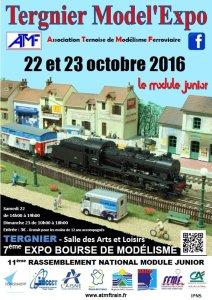 22 et 23 octobre 2016 : 11e rassemblement Module Junior