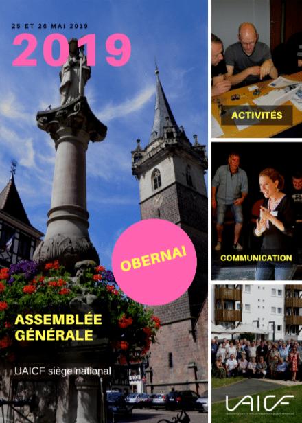 Assemblée Générale UAICF 2019